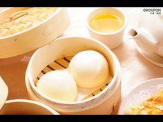 How to make Salted Egg CUSTARD STEAMED BUNS  (Liu Sha Bao Recipe) - Cách làm Bánh bao Kim Sa - Ep.9 - YouTube