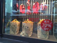 Kyoto store, Japan