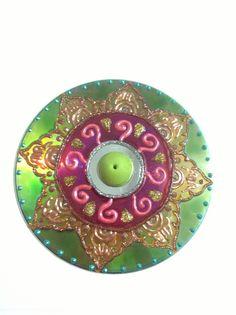 Porta Incienso Music Instruments, Crafts, Stencils, Parts Of The Mass, Mandalas, Presents, Manualidades, Musical Instruments, Handmade Crafts