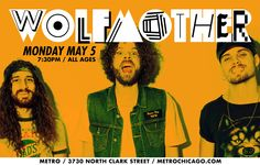 Wolfmother | 05.05.14 | $25