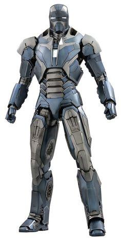 Amazon.co.jp | 【ムービー・マスターピース】『アイアンマン3』アイアンマン・マーク40(ショットガン) 1/6スケール プラスチック製 塗装済み可動フィギュア | ホビー 通販