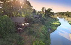 Located at Pafuri Camp in Northern Kruger National Park South Africa. Kruger National Park, National Parks, Luxury Tents, African Safari, Travel Themes, Africa Travel, Adventure Travel, South Africa, Travel Inspiration
