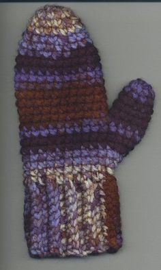 Crochet Mittens Free Pattern Crocheted Mitten Pattern Treasures Made From Yarn Crochet Mittens Free Pattern Free Crochet Patternsleigh Ride Mittens Fiber Flux. Crochet Mittens Free Pattern, Crochet Gloves, Crochet Slippers, Knitting Patterns Free, Free Knitting, Knit Hats, Crochet Mitts, Crochet Crafts, Crochet Yarn