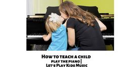 Best Piano, Music For Kids, Lets Play, Kids Playing, Teaching, Children, Kids Toys, Young Children, Childhood Toys