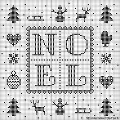 Les Marottes de Nathalie - Freebie - thanks so xox Cross Stitch Christmas Ornaments, Xmas Cross Stitch, Cross Stitch Love, Cross Stitch Cards, Christmas Embroidery, Christmas Cross, Cross Stitch Designs, Cross Stitching, Cross Stitch Embroidery