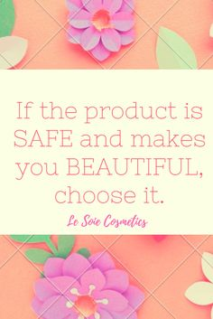 If it is safe, organic and non toxic, choose it. It will take care of your skin so you could stay beautiful without worries.  #natural #naturalskincare #Nontoxic #skincare #skincareproducts #skincaretips #beauty #beautytip #Cosmetic #beautiful #handmade #organic #healthyskin #Healthyskincare