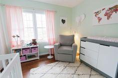 Gemma's Sweet & Minty Nursery