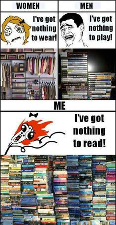 Book nerd problems....for me it's figuring out what to pick up next.
