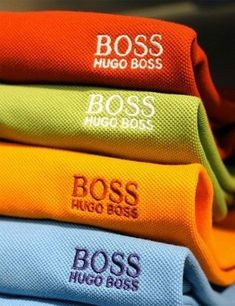 """Hugo Boss awaits better 2011 after """"good"""" 2010 Burberry Brit, Camisa Burberry, Hermes Men, Gucci Men, Camisa Polo, Polo Shirt Design, Hugo Boss Man, Hogo Boss, Versace Men"""