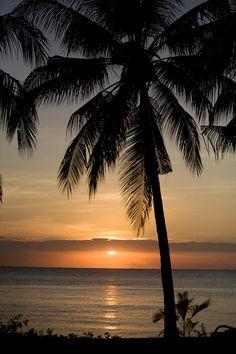 ✮ Sunrise at Bali Island...ヾ(*´∀`*)ノ