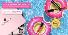 Join now and get 8 luxury beauty products in July's GLOSSYBOX! http://www.findsubscriptionboxes.com/coupons/july-2016-glossybox-free-gift/?utm_campaign=coschedule&utm_source=pinterest&utm_medium=Find%20Subscription%20Boxes&utm_content=July%202016%20GLOSSYBOX%20Free%20Gift%3A%202%20Free%20Bonus%20Products  #glossybox