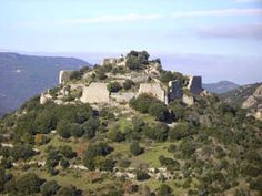 Cathar Castles: The Cathars were Gnostic Christians. Their beliefs dated from the earliest Christian times but the Catholic Church regarded them as heretics. After a series of failed attempts to convert them, Pope Innocent III called a full scale massacre against them. The Cathars were exterminated - burned alive by the hundreds. Their castles fell into the hands of the victors, and the area was annexed to France. Carcassonne and Lastours (Cabaret) have the best claims to be real Cathar Cast...