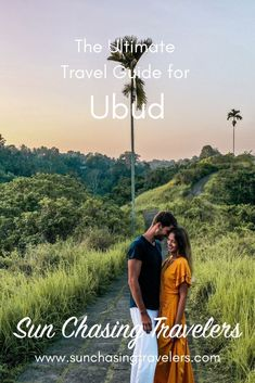 Our ultimate travel guide for Ubud. Everything you need to know when visiting this fantastic part of Bali, including places to stay, where to eat, and top things to do in Ubud to make to most of your time in this lush green place. Bali Travel Guide, Asia Travel, Time Travel, Travel Guides, Travel Tips, Ultimate Travel, Lush Green, Ubud, Travel Couple