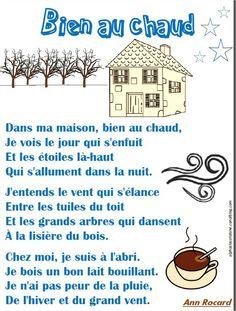 """Poésie : """"Bien au chaud"""" d'Ann Rocard"""