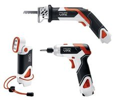Black & Decker Li-Ion VPX Starter Set for $49.99 + free shipping #tools