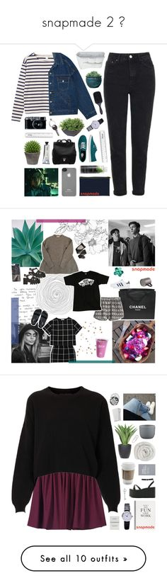 """""""snapmade 2 ⚘"""" by propinquitys ❤ liked on Polyvore featuring philosoqhytags, unicorntags, Monki, Topshop, Ethan Allen, Fujifilm, Incase, Broste Copenhagen, L:A Bruket and Proenza Schouler"""