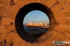 Sunrise on Essaouira - Marocco