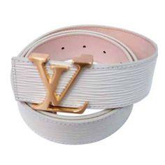 ebdc0747032e Lv Initiales Epi Leather Belt LB4270-429