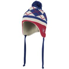Reebok Montreal Canadiens Classic Tassle Knit Hat One Size Fits All by Reebok. $17.99. Stay warm while wearing your favorite NHL® team colors in the Reebok® classic tassle knit hat. This team-colored hat features an argyle pattern with the team logo over the ears.  A tie under the chin ensures that the hat will stay comfortable and secure.