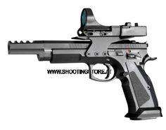 Pistole CZ 75 TS Czechmate im Kaliber 9 mm Luger Find our speedloader now! http://www.amazon.com/shops/raeind