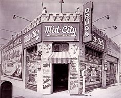 Collection of great images of vintage signs