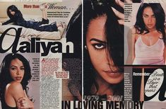 paying a tribute to Aaliyah after her tragedy 🙏🏽❤️ published during 2001 Rip Aaliyah, Aaliyah Style, Aaliyah Singer, Aaliyah Outfits, Aaliyah Pictures, Aaliyah Haughton, Hip Hop And R&b, My Black Is Beautiful, Girl Inspiration