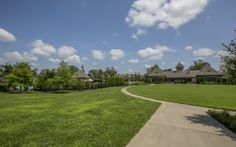 Pool and Clubhouse grounds at Tollgate Village- Lennar Nashville