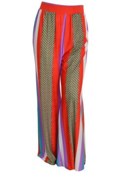 Highness Womens Loose Fitting Pants Costume Party 3X Elastic Waist New