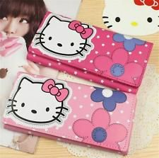 New Fashion Cartoon Handy Women Lovely PU Leather Purse Lady Long Handbag  Wallet. Find this Pin and more on Hello Kitty ... 2226c4c599d54