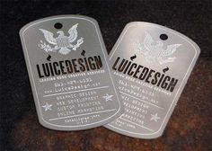 15 Stylish Laser-Cut Business Cards