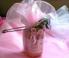 Sweet Tea & Honey Gift Boubou (Baptism/Wedding)