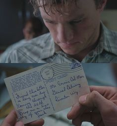 Heath Ledger (1979-2008), Ennis Del Mar - Brokeback Mountain (2005) #anglee Short Story by Annie Proulx