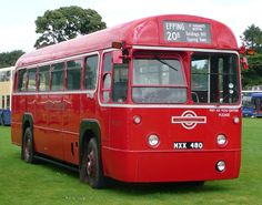 The London Transport brand continued on buses until 1986