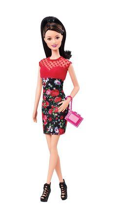 Mattel Barbie Fashionista