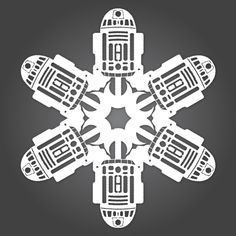 #Star #Wars #Snowflake #Patterns for @Sally Bradley