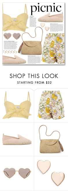 """""""Picnic in the Park"""" by myduza-and-koteczka ❤ liked on Polyvore featuring Faithfull, Glamorous, ALDO, Mar y Sol, Anja, Wildfox, Poppy Finch and ASOS"""
