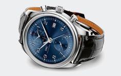 "IWC Portuguese Chronograph Classic Edition ""Laureus Sport for Good Foundation"" IW390406"
