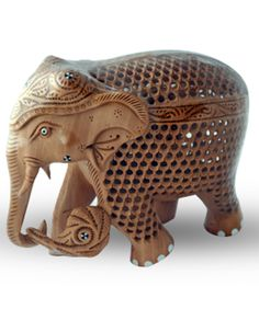 Buy Wooden Elephants gifts online @ affordable price ranges. 100% guaranteed products.