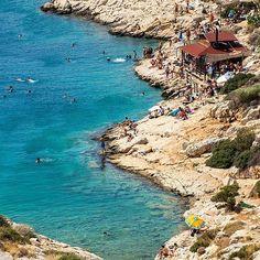 Vouliagméni, Greece  Mάνα Αττική!!!!  Τα θρυλικά,μοναδικά,  πανέμορφα λιμανάκια της Βουλιαγμένης❤❤❤
