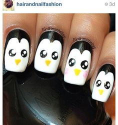 Cute nail design for summer-I'll keep this in mind for A.