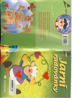 jarní radovánky - Anita Brīvniece - Àlbums web de Picasa Book Folding, Decoration, Paper Crafts, Kids Rugs, Album, Books, Bulletin Boards, Magazines, Spring