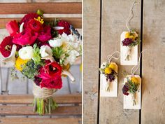 BEAUTIFUL bright ranunculus, tulips, dahlias, billy balls, anemones - antlers and twine