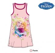 Vestido de tirantes de Frozen Disney...: http://www.pequenosgigantes.es/pequenosgigantes/4741929/vestido-de-tirantes-rosa-fucsia-de-frozen.html