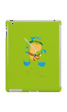 Teenage Mutant Ninja Turtles Leonardo iPad Case