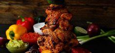 http://twistedfood.co.uk/giant-chicken-fajita-kebab/