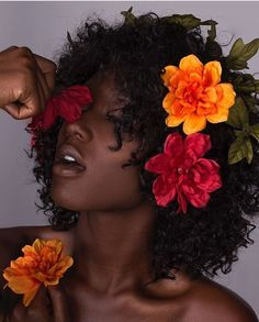 """283 Likes, 1 Comments - Dark/brownskin Baddies Daily ❤️ (@darkskinbaddiesdaily) on Instagram: """"@modelmodemotive ⠀ ⠀ ⠀ ⠀ . . . . . . . . . . . . . #darkskinbaddiesdaily #afrocentric #brownbeauty…"""""""