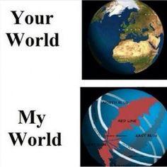 Yep.. one piece world..