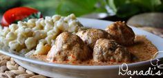 Érdekel a receptje? Croatian Recipes, Hungarian Recipes, Hungarian Food, Meat Recipes, Potato Salad, Mashed Potatoes, Food And Drink, Favorite Recipes, Chicken