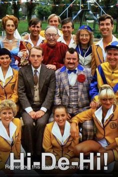 I was in episode 1 of series one with my sister and Mum British Tv Comedies, Classic Comedies, British Comedy Series, 1980s Childhood, My Childhood Memories, Bbc, Vintage Television, Old Tv Shows, 80s Kids Tv Shows