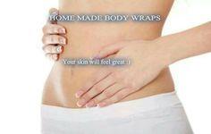Make your own body wraps